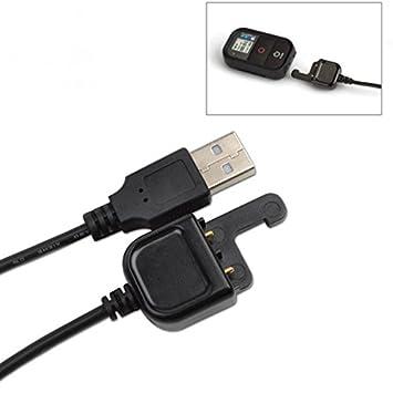 Cable de carga USB Floratek para mando a distancia de GoPro ...