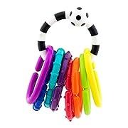 Sassy Ring O' Links Rattle Developmental Toy