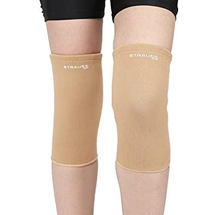 8dadc3755a7 Buy Strauss Knee Cap Support (Pair) Online at Low Prices in India -  Amazon.in