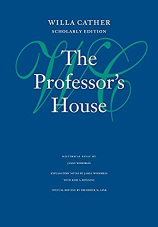 book cover of The Professor\'s House