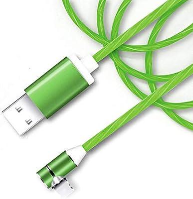 Cable de carga y codo magnético micro USB tipo C para iPhone