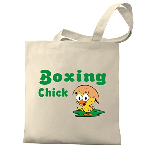 Canvas Bag Boxing Eddany Eddany chick Boxing Tote FxIwqUO