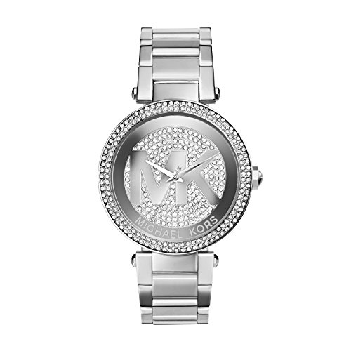Michael Kors Women's Parker Silver-Tone  Watch MK5925