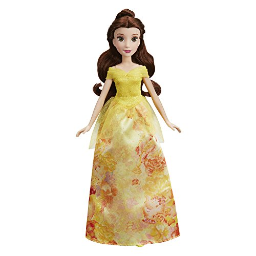 Disney Princess Royal Shimmer Belle Doll -