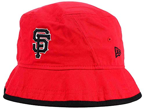 - New Era San Francisco Giants Adult Bucket Hat Red XL