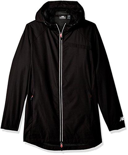 New Balance - Outdoors Dobby Anorak Jacket, Large, Black
