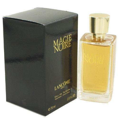 Láncome Mágie Noiré Perfumé For Women 2.5 oz Eau De Toilette Spray + a Free Shower Gel - Noir Gel Eau De Toilette