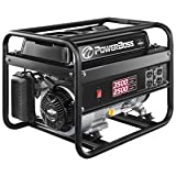 Best Briggs & Stratton Gas Generators - Powerboss Portable Generator 2500 Watts Gas Review