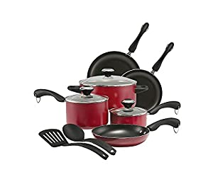Paula Deen Signature Nonstick 11-pc Cookware Set