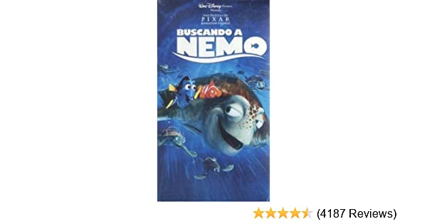 Amazon.com: Buscando a Nemo (Walt Disney Pictures presenta una ...