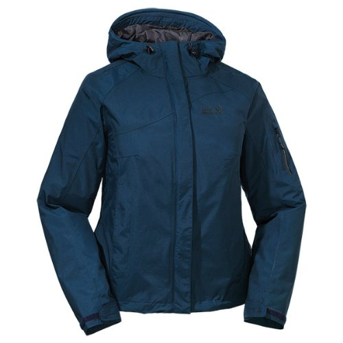 Moran Night Blue Wolfskin Jack Jacket Mount Weatherproof Women's wqtqY0O