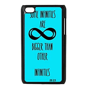Custom The Fault In Our Stars Back Cover Case for ipod Touch 4 JNIPOD4-346