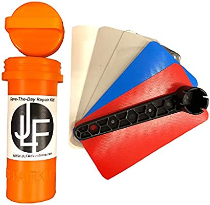 52186c6a4 Amazon.com  JLF Repair Kit for Inflatable Stand Up Paddle Boards (SUP)