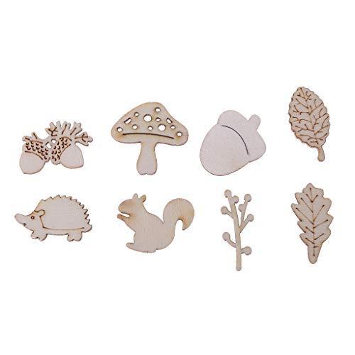 wood animal shapes - 2