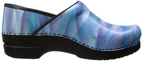 Sanita Womens Smart Step Sky Work Shoe Light Blue jQgWty
