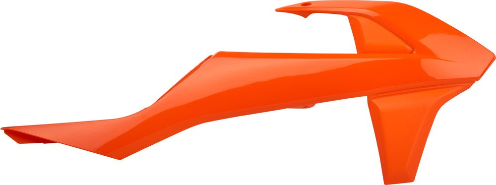 Polisport 8417800005 Radiator Shroud - Orange