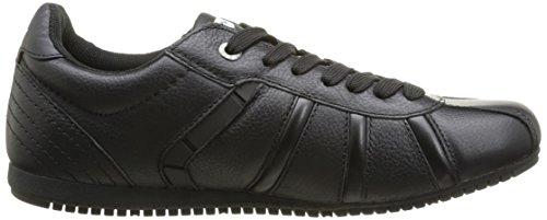 Levi's New Almayer - Zapatillas de Deporte de cuero hombre negro - Noir (59)