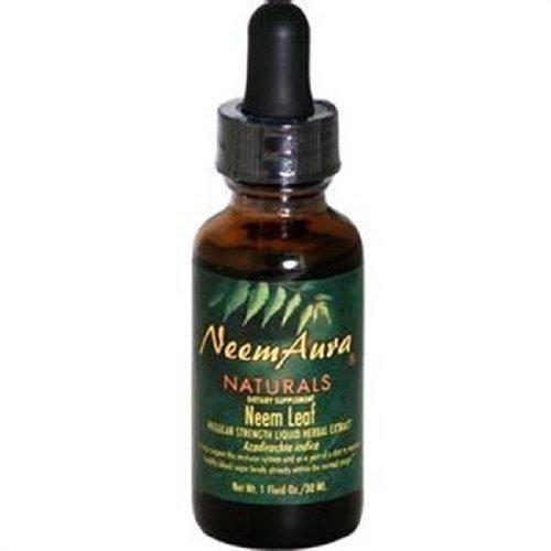 Neem Extract Organic 1 OZ