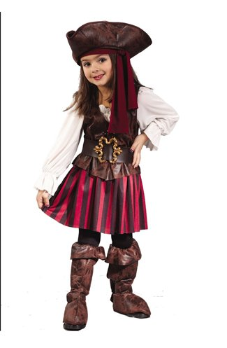 High Seas Pirate Costume - Toddler Large]()