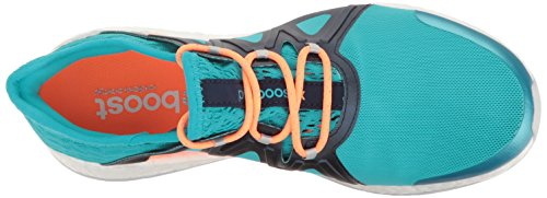 Adidas Performance Dames Pureboost Xpose Clima Sportschoen Energie Blauw / Energie Blauw / Collegiaal Marine