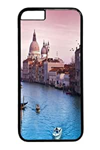 iPhone 6 Cases & Covers -Beauty Of Venice PC Hard Plastic Case for iphone 6 4.7 inch Black