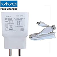 Vivo Fast Speed Mobile Charger for Vivo V5S Y66 Y53 Y55S V9 V11 V5 V5 Plus V5 Plus and All Vivo mobiles.