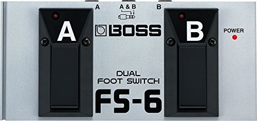 BOSS FS-6 Dual Foot Switch (Controller Foot Lighting)