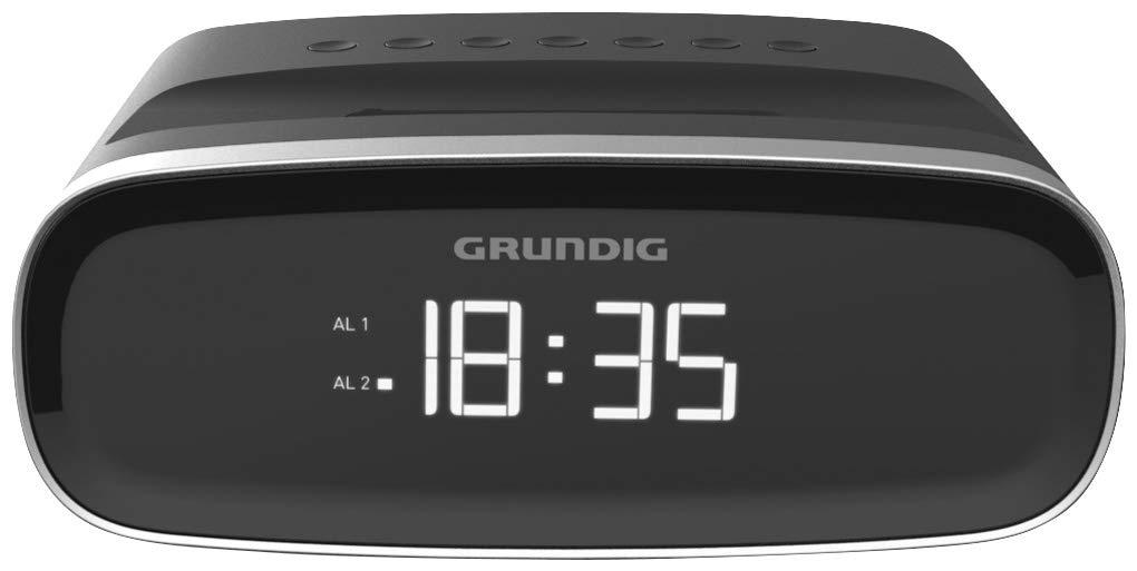 Grundig Sonoclock 1500 R/éveil Noir