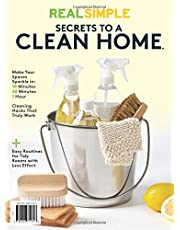 Real Simple Secrets to a Clean Home