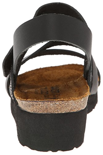 Sandals Leather Black Naot Kayla Womens Pfq7wxR4