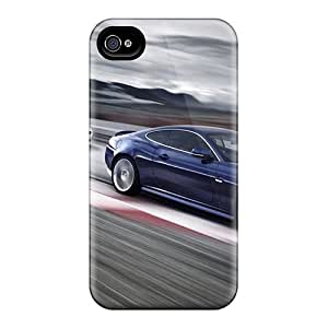 New Cute Funny 2011 Jaguar Xkr 4 Case Cover/ Iphone 4/4s Case Cover