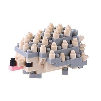 Nanoblock Hedgehog Building Kit: Toys & Games