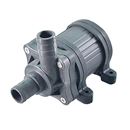 Price comparison product image Dehang DC 12V Brushless Magnetic Drive Centrifugal Submersible Oil Water Mini Pump 640L / H