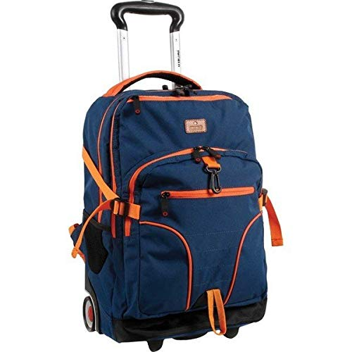 [ジェイワールド] メンズ バックパックリュックサック Lunar Laptop Rolling Backpack [並行輸入品] One-Size  B07HCC2JNX
