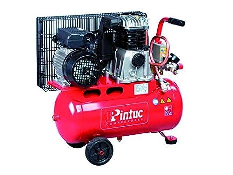 Pintuc BMCC404FNM590A Compresor de transmisión por correa 1.5 W, 230 V: Amazon.es: Bricolaje y herramientas