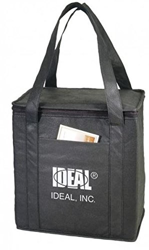 K&A Company Bag Tote Cooler Black Non Woven - Style #067 Case Pack 36 by K&A Company