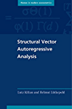 Structural Vector Autoregressive Analysis (Themes in Modern Econometrics)