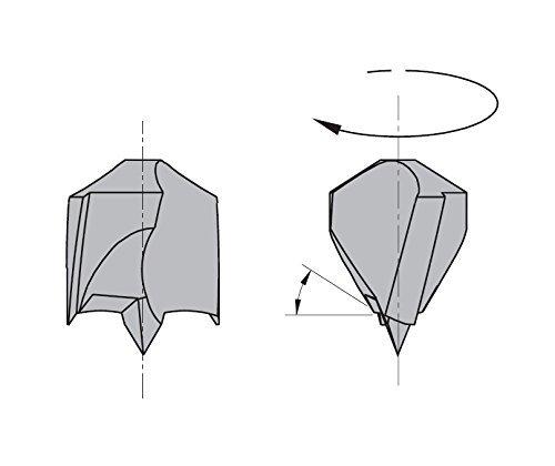 8mm 10x27mm Shank Diameter Left-Hand Rotation 5//16-Inch CMT 310.080.12 Dowel Drill