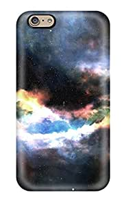 AnnaSanders Case Cover For Iphone 6 - Retailer Packaging Nebula Sci Fi People Sci Fi Protective Case