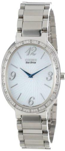 59a Eco Drive - Citizen Women's EX1220-59A Eco-Drive Allura Diamond Accented Watch