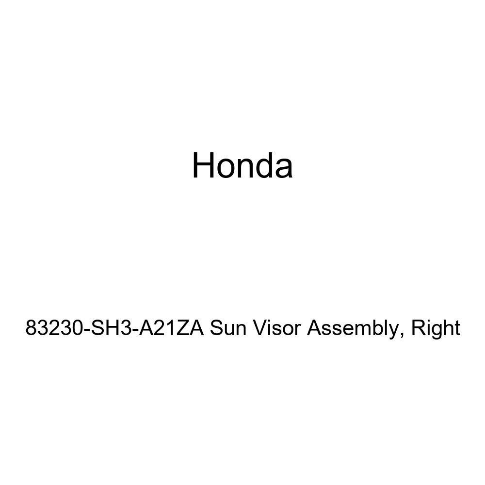 Honda Genuine 83230-SH3-A21ZA Sun Visor Assembly Right