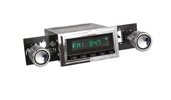 Retro Manufacturing LB-126-08-80-B Car Radio