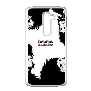 Kasabian LG G2 Cell Phone Case White Atgvy