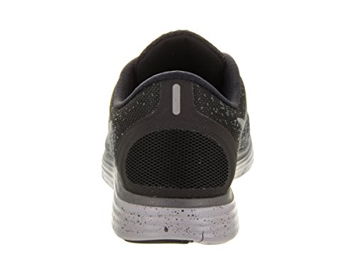 Nike 849661-001, Zapatillas de Trail Running para Mujer Negro (Black / Metallic Silver / Dark Grey / Stealth)