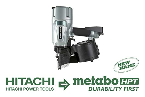 Metabo HPT NV83A5 Pneumatic Coil Framing Nailer, 2-Inch for sale  Delivered anywhere in USA