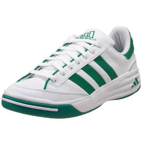 Adidas uomini nastase millennio scarpa da tennis, bianco / fairway, 9 d noi