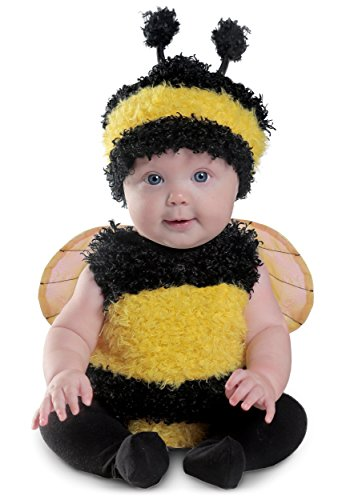 Princess Paradise Baby Anne Geddes Bumble Bee Deluxe, As Shown, 0 to 6 Months (Infant Bumble Bee Costume)