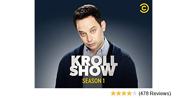 Kroll Show Ice Dating cast Mike Meijer datant