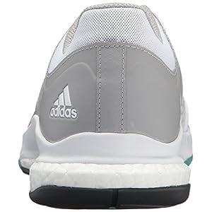 adidas Women's Crazyflight X Volleyball Shoe,White/Night Metallic/Grey,7.5 M US