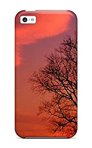 For JessicaBMcrae Iphone Protective Case, High Quality For Iphone 5c Nature S Skin Case Cover